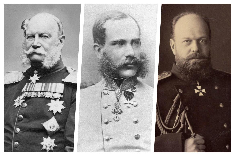 A három császár szövetségének 1881-es megújítása