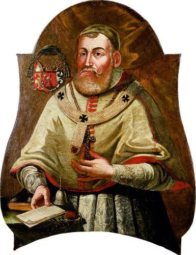 Szelepchény György, Magyarország prímása. Forrás: MNM Történelmi Képcsarnok