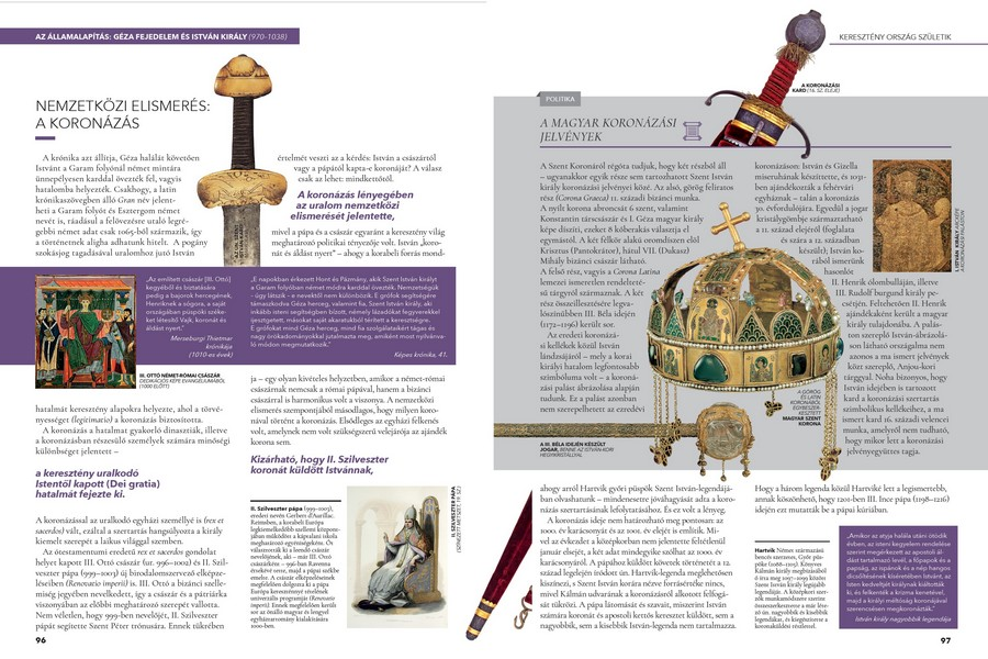 Terítéken az államalapítás hagyományápolása és ismeretterjesztés - a magyar történelemről érdekesen