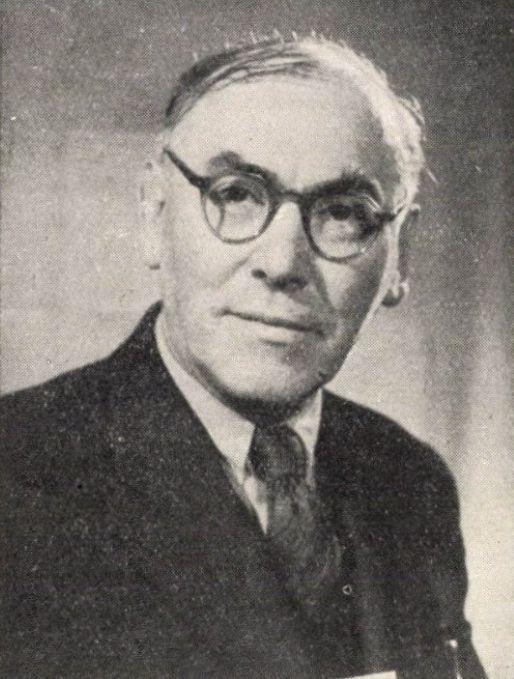 Csatkai Endre. Forrás: Akadémiai értesítő, 1954.