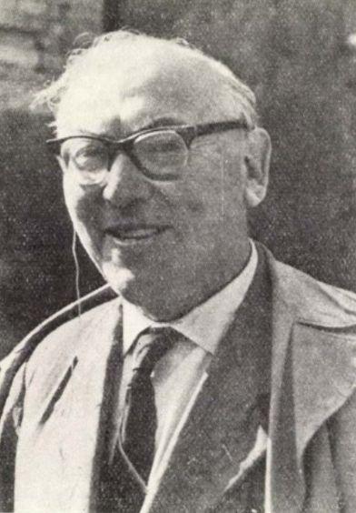 Csatkai Endre. Forrás: Numizmatikai közlöny, 1971/1972.