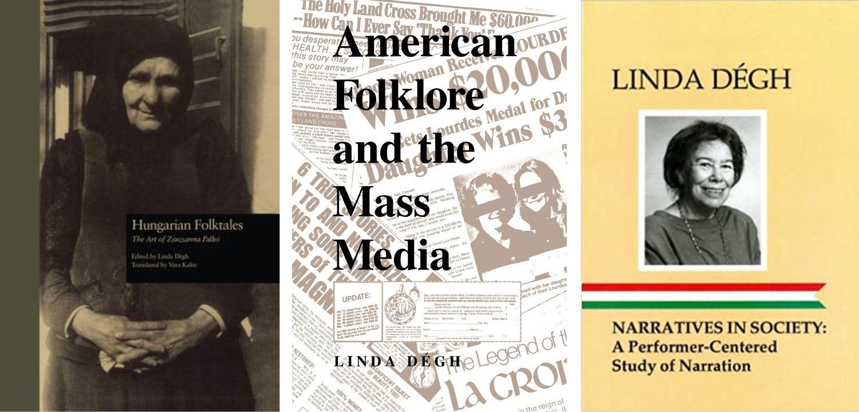Dégh Linda könyveiből