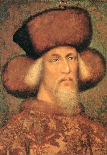 Zsigmond magyar király. Forrás: Wikipedia
