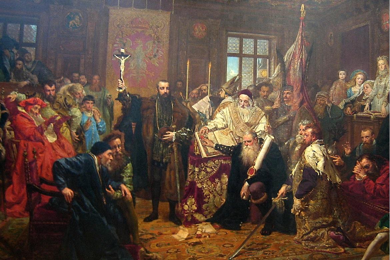 """Az """"Aranyszabadság"""" földje – a Lengyel Nemesi Köztársaság"""