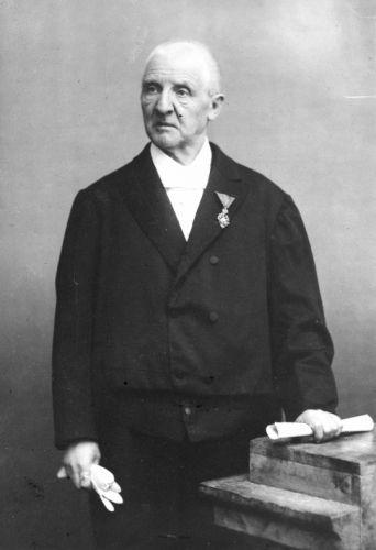 Anton Bruckner. Forrás: Wikimedia Commons